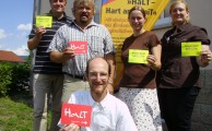 Rotary Club spendet dem HaLT-Projekt 1.500 EUR