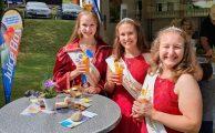 Juice-Box bekommt königlichen Besuch