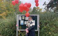 """""""99 Luftballons, auf ihrem Weg zum...?"""""""