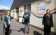 Ökumenischer Kindergarten rezertifiziert worden